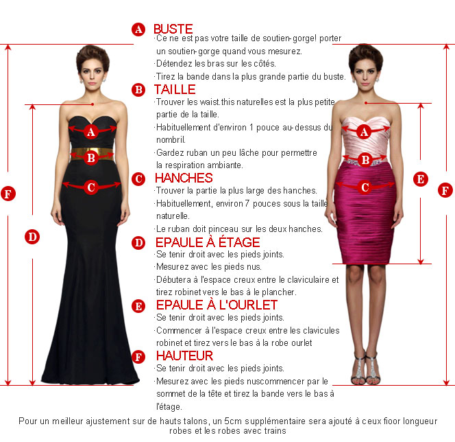 How to Measure bust